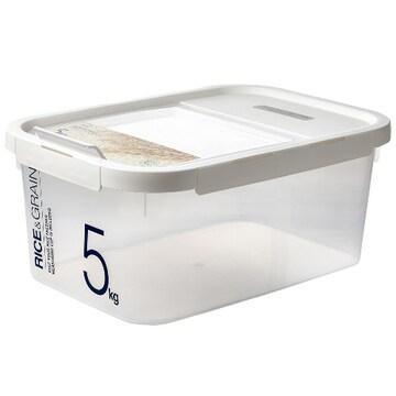 락앤락 쌀통 5kg + 계량컵 + 제습제
