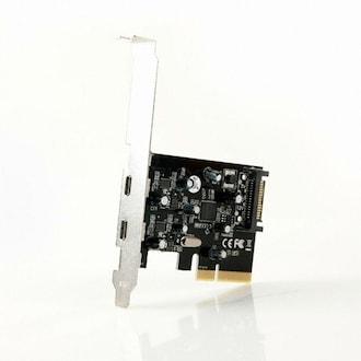 라이트컴 COMS Type C PCIe 확장 카드 (SW813)_이미지