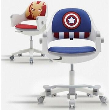시디즈  링고 고정형 의자 S500ACF+디즈니,마블 커버 (발받침포함)