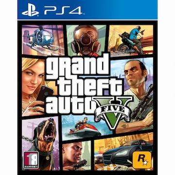 Rockstar Games  GTA 5 (Grand Theft Auto 5) PS4 (일반판)