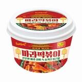 삼양식품 마라떡볶이 187g  (16개)