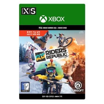 유비소프트 라이더스 리퍼블릭 XBOX Series