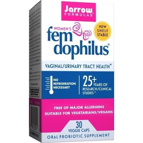 재로우포뮬러스  펨 도피러스 여성전용 유산균 30캡슐 (1개)_이미지