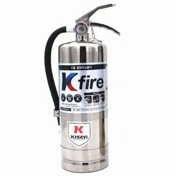 한국소방기구제작소 키센 K급 소화기(3L)