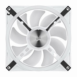 CORSAIR  iCUE QL140 RGB White(1PACK)
