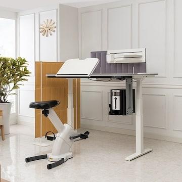플랜맥스 보루네오 라티 이업 책상 각도높이조절책상 (160x80cm)