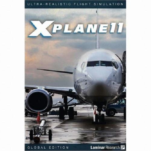 엑스 플레인 11 플라이트 시뮬레이터 PC(스팀 코드)