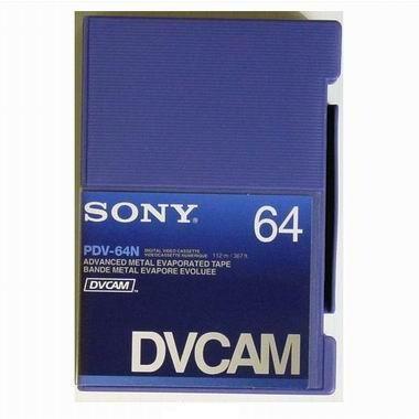 SONY PDVM-64N 10EA DV테이프_이미지