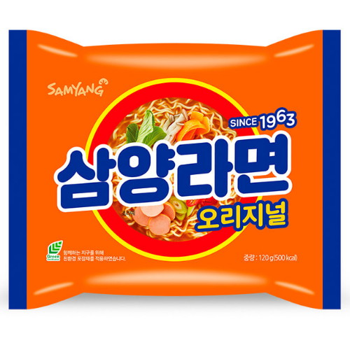삼양식품 삼양라면 120g(1개)