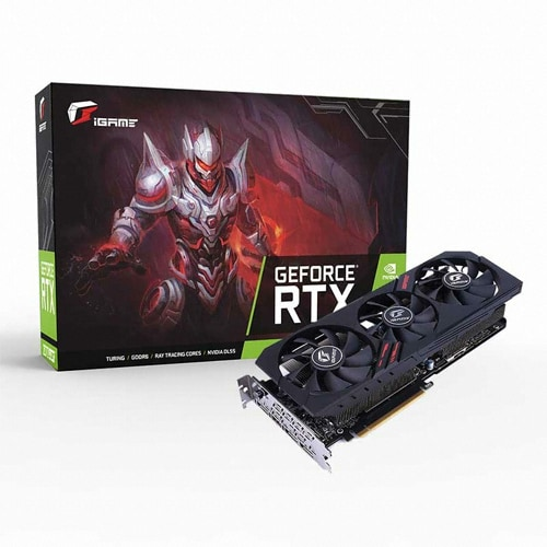 COLORFUL iGAME 지포스 RTX 2060 SUPER Ultra D6 8GB_이미지