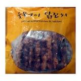 신휘 숯불구이 닭꼬치 순한맛 20g  (40개)