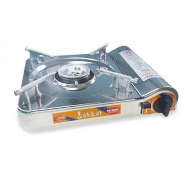 FB-2000 DFI 요리조리 휴대용 가스렌지 (1개)