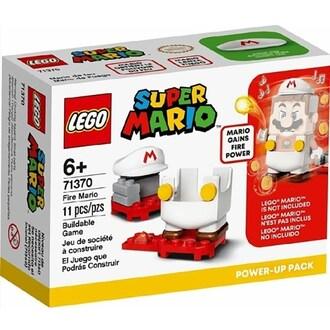 레고 슈퍼마리오 파이어마리오 파워업팩 (71370) (정품)_이미지