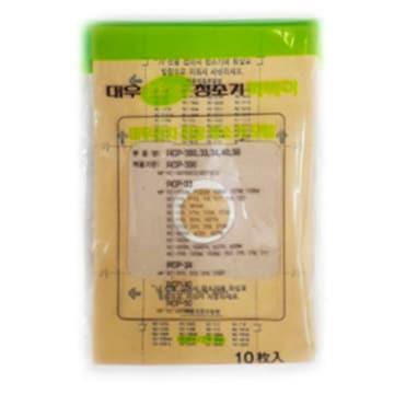 위니아전자 정품 RC-116 먼지봉투 (10매)_이미지