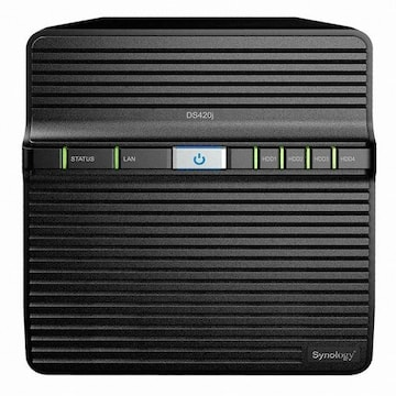 Synology DS420j (64TB)