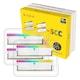 V-Color DDR4-3600 CL18 PRISM PRO RGB SCC KIT WHITE 패키지 (16GB(8Gx2))_이미지