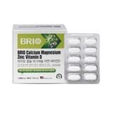 브리오  칼슘 마그네슘 아연 비타민D 90정 (3개)_이미지