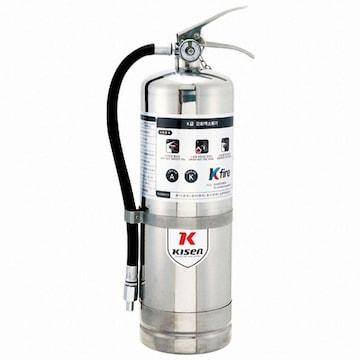 한국소방기구제작소 키센 K급 소화기(4L)