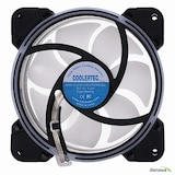 COOLERTEC SUPER LED RING 12025 CORE RGB