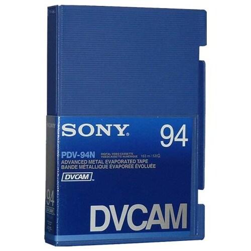 SONY PDV-94N DV테이프 (해외구매)_이미지