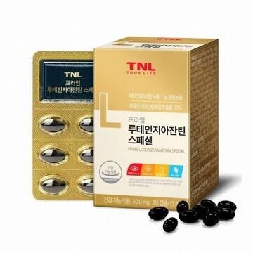 더베이글 티앤엘(TNL) 프라임 루테인지아잔틴 스페셜 30캡슐(1개)