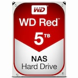 Western Digital WD RED 5400/64M (WD50EFRX, 5TB)