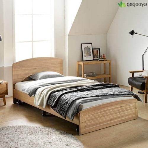 대영디자인 가구야 725 일반형 침대 슈퍼싱글 (SS) (매트별도)_이미지