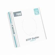 리버네트워크 NEXI NX-CAT5E-100M CAT.5E UTP 랜케이블 (그레이)