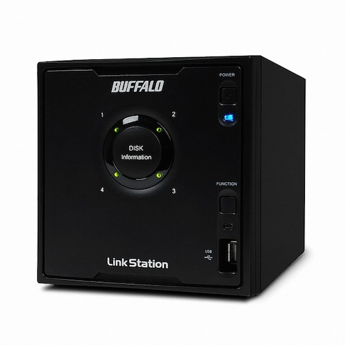 BUFFALO  LinkStation Quad (4TB)_이미지