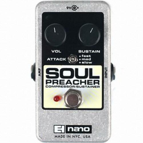 일렉트로하모닉스  Soul Preacher Compressor (정품)_이미지
