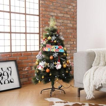 비솜 크리스마스 파인트리 3번 세트 (120cm)_이미지
