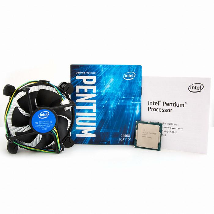 인텔 펜티엄 G4560 (카비레이크) (정품)