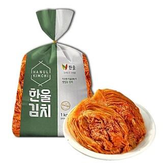 한울식품 묵은지 3kg (1개)_이미지