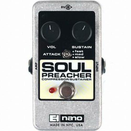 일렉트로하모닉스  Soul Preacher Compressor (해외구매)_이미지