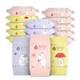 그린핑거 릴리유 퓨어미니 무민에디션 물티슈 휴대 리필형 20매 (16팩, 320매)_이미지