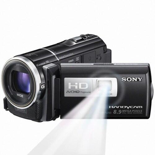 SONY HandyCam HDR-PJ260 (해외구매)_이미지
