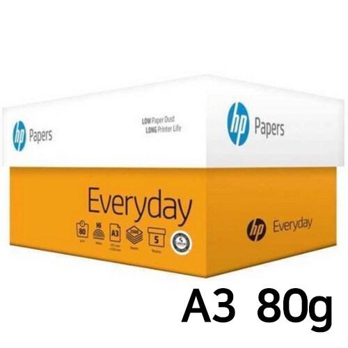 HP  복사용지 A3 80g 500매 (5개, 2500매)_이미지