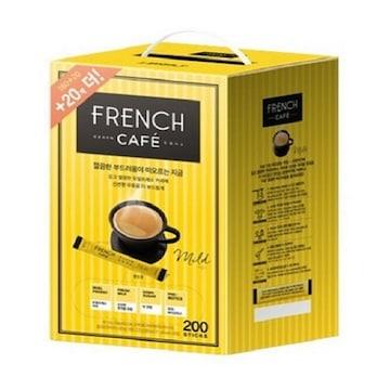 남양유업 프렌치카페 카페믹스 스틱 200T (1개)