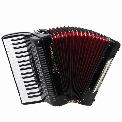 심로악기 DELUXE-8037 블랙
