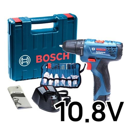 보쉬 GSR 10.8V-13 Professional (2.0Ah, 배터리 1개)_이미지