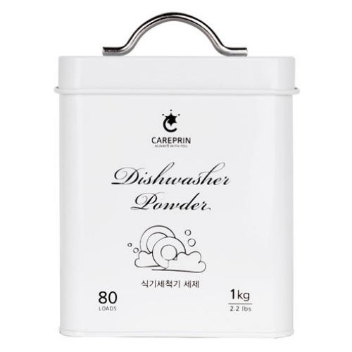 케어프린 올인원 식기세척기 세제 1kg(1개)