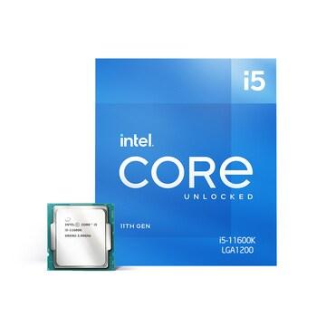 인텔 코어i5-11세대 11600K (로켓레이크S)