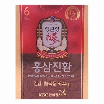 정관장 홍삼진환 76.44g(1개)
