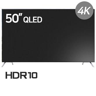 더함 우버  U501QLED SMART HDR 크롬캐스트 (스탠드)_이미지