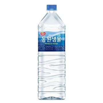 동원F&B 동원샘물 2L(27개)