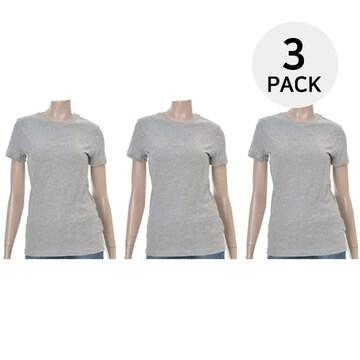 클라이드앤 남녀공용 3팩 티셔츠 CJBTS209U