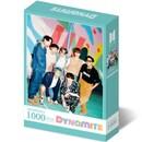 BTS 다이너마이트 직소퍼즐 민트