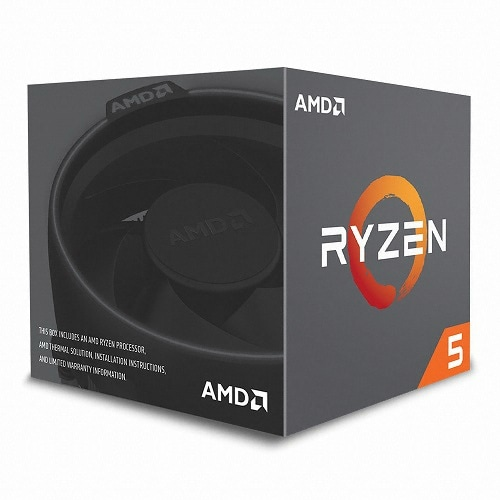 AMD 라이젠5-1세대 1400 (서밋 릿지) (병행수입 박스)_이미지