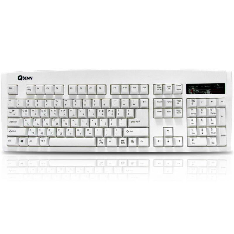 QSENN SEM-DT35 NEW (화이트, PS2)