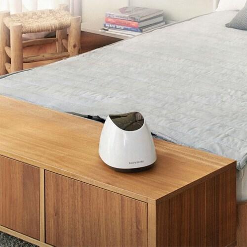 경동나비엔 나비엔메이트 심플 EQM312 슬림형 온수매트 2018년형 (2인용, 155x205cm, 분리난방, EQM312-QS)